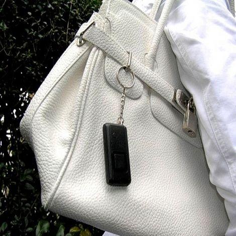 Allarme tascabile per difesa personale