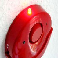 Allarme anti furto sonoro portatile per emergenze