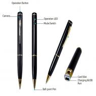 Telecamera spia nascosta in una penna funzionante