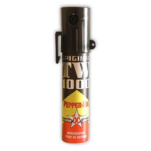 Spray al peperoncino anti aggressione Lady